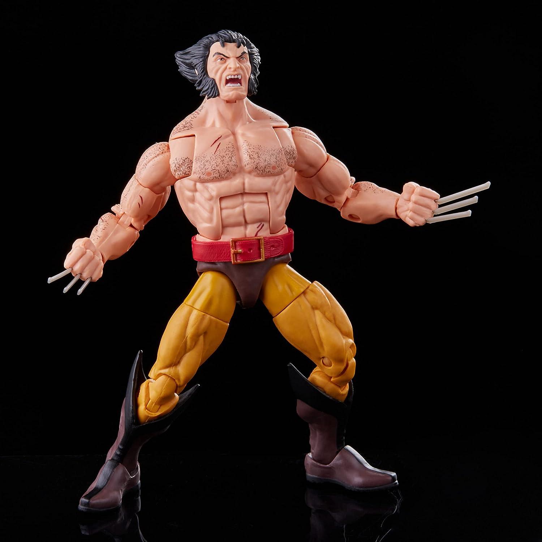 HASBRO : Marvel Legends - Wolverine vs. Villains 5-Pack - Amazon Exclusive 2021 71pDhE0i9rS._AC_SL1500_