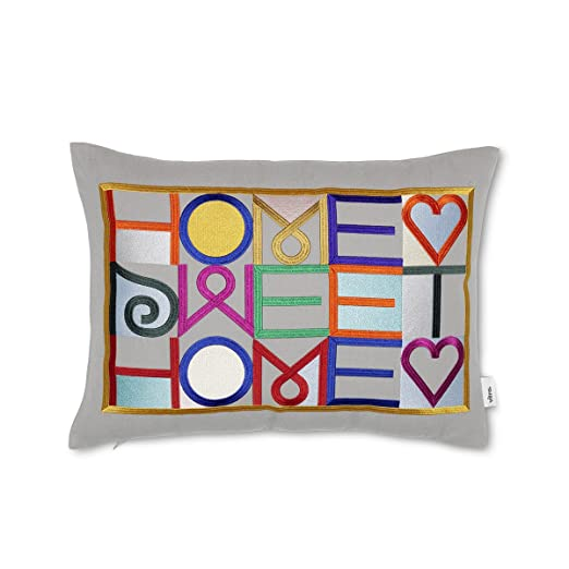 Vitra Home Sweet Home Cojín, 30 x 40 cm Gir EMB. Pillow ...