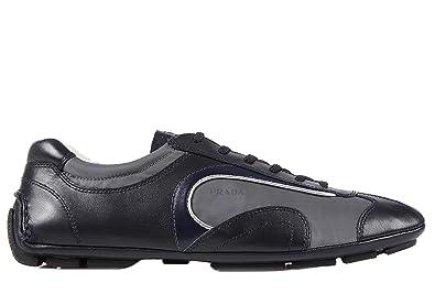 PRADA Herrenstiefel & boots mit Schnürsenkeln günstig