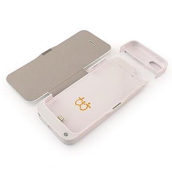 iPhone 5C 2200 mAh carcasa cargador Batería Externa de copia ...