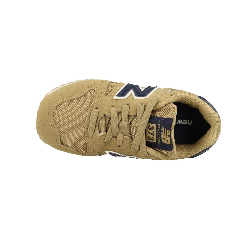 New Balance Unisex-Erwachsene Zapatillas Kj373tay Fitnessschuhe, beige, 28 EU Beige