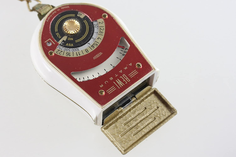 Bewi Amateur Selen Belichtungsmesser Light Meter: Amazon.de: Elektronik
