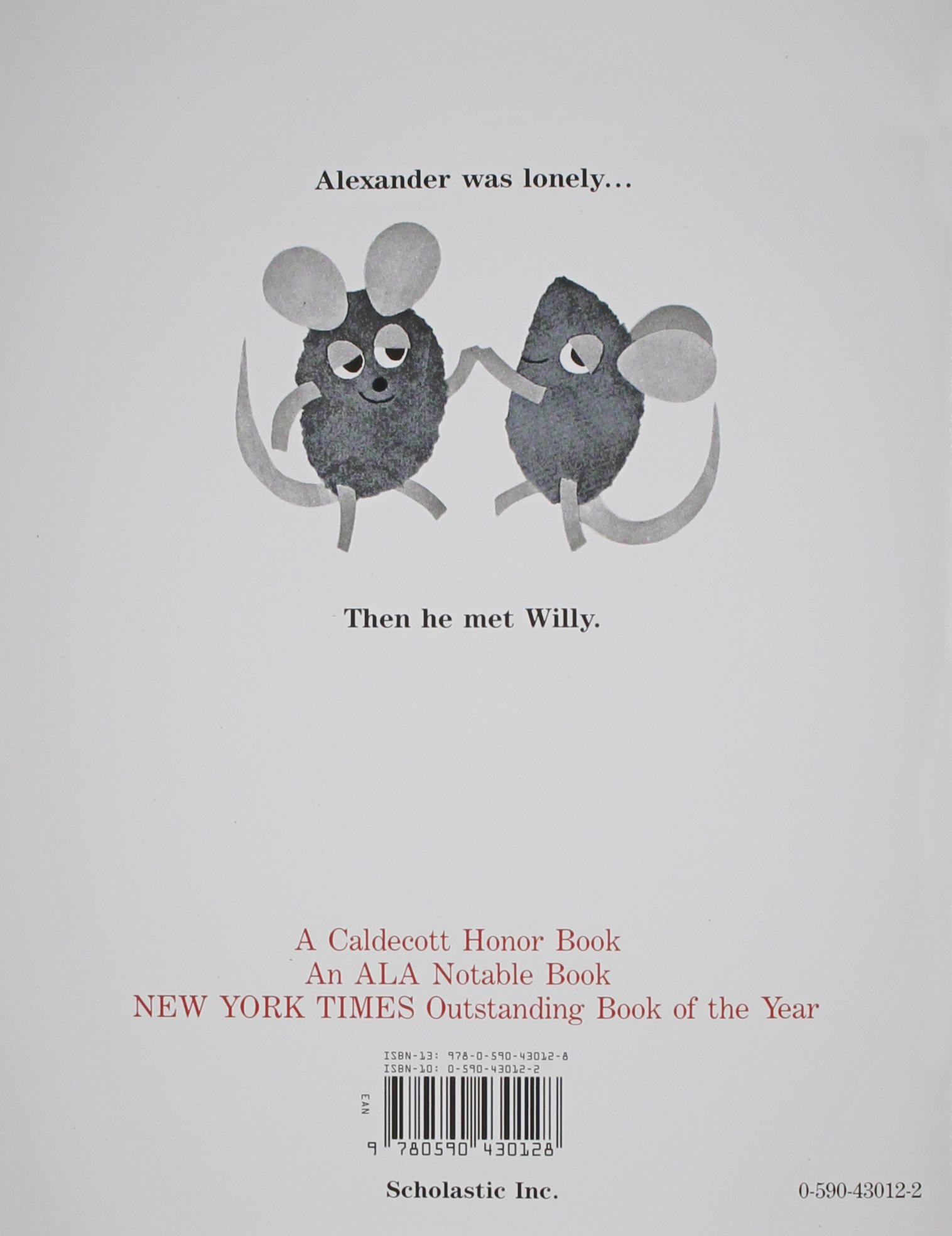 Alexander and the Wind-Up Mouse: Leo Lionni: 9780590430128: Amazon.com:  Books