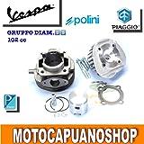 CILINDRO POLINI 102 CC DM 55 VESPA 50 PK S XL