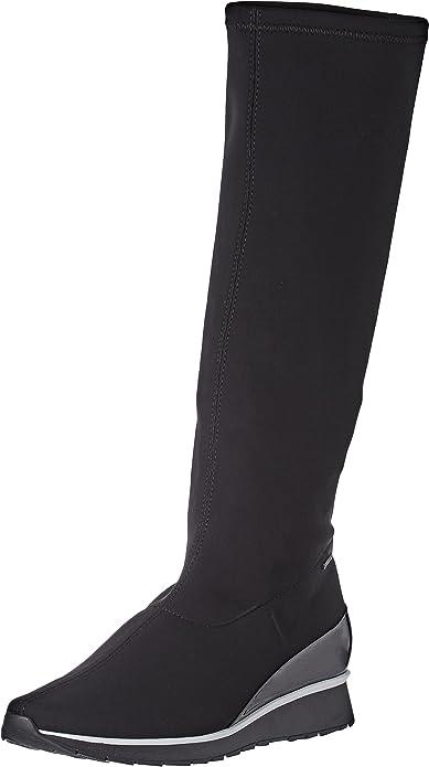 HÖGL Damen High Impact Hohe Stiefel: : Schuhe