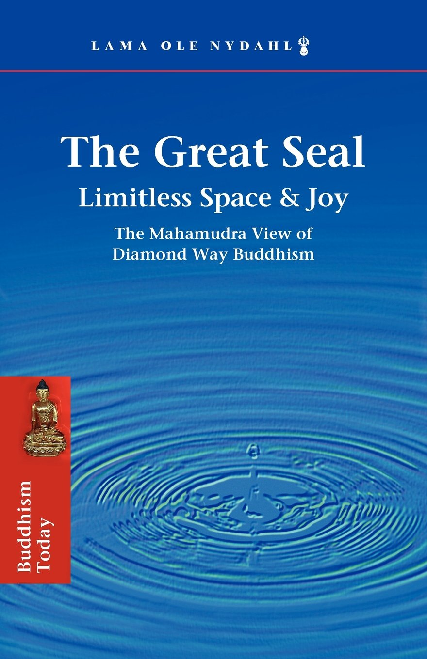 The Great Seal: Limitless Space & Joy: The Mahamudra View of Diamond Way Buddhism pdf epub