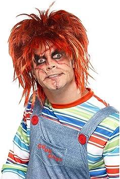 Halloween enia – Accesorios de Disfraz Chucky Make Up Maquillaje ...