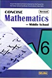 Selina Concise Mathematics - Middle School for Class 6 (2018-19 Session)