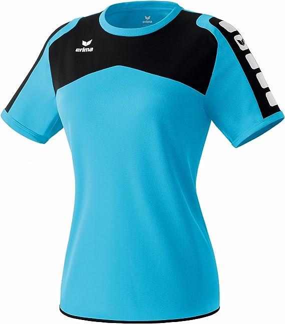 color negro//azul Camiseta talla 48 erima Trikot Zenari