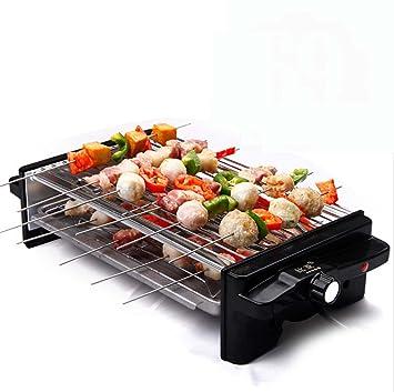 Estilo coreano barbacoa hogares eléctricos parrilla horno no ...