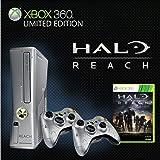 Xbox 360 250GB Halo Reach Console Bundle