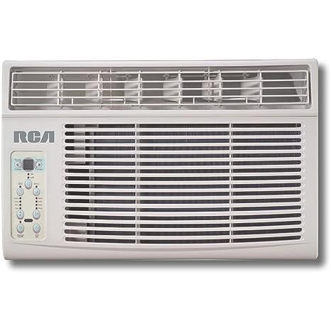 RCA RACE8002E 8,000 BTU 115V Window Air Conditioner with Remote Control