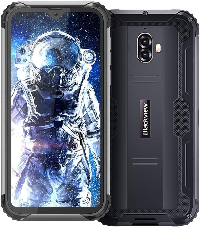 "Rugged Cell Phones Unlocked, Blackview BV5900 (2020) 3GB+32GB Rugged Smartphone, 5580mAh 5.7"" Dual sim Unlocked Cell Phones, Android 9.0 Waterproof Unlocked Smartphones, NFC Fingerprint tmobile Phone"