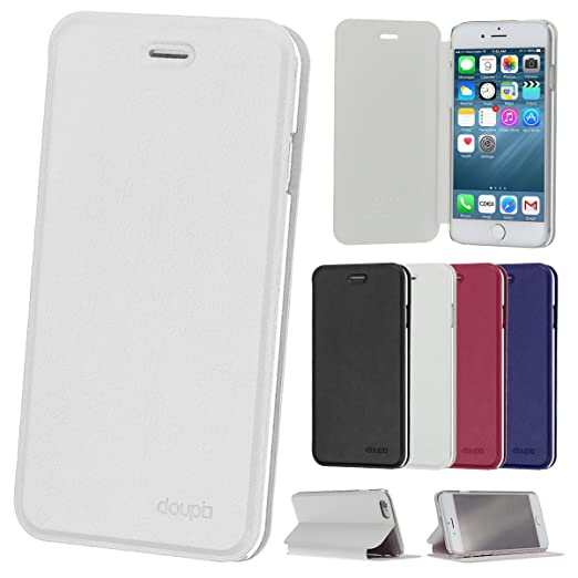 242 opinioni per Doupi, D5-H061-B, Custodia Per Apple Iphone 6S Iphone 6, Bianco
