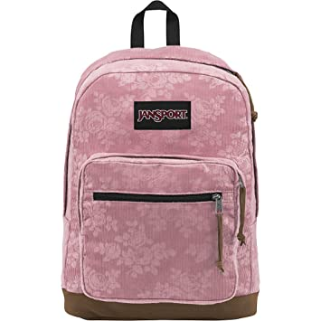 Amazon.com: JanSport Right Pack Expressions (Vintage Pink Rose ...