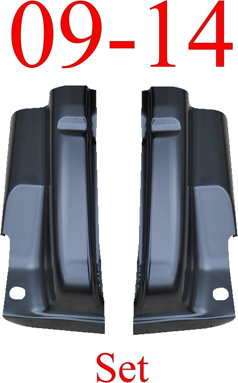 Ford F150 Truck Both Sides Included 09 14 Regular Cab Corner Set
