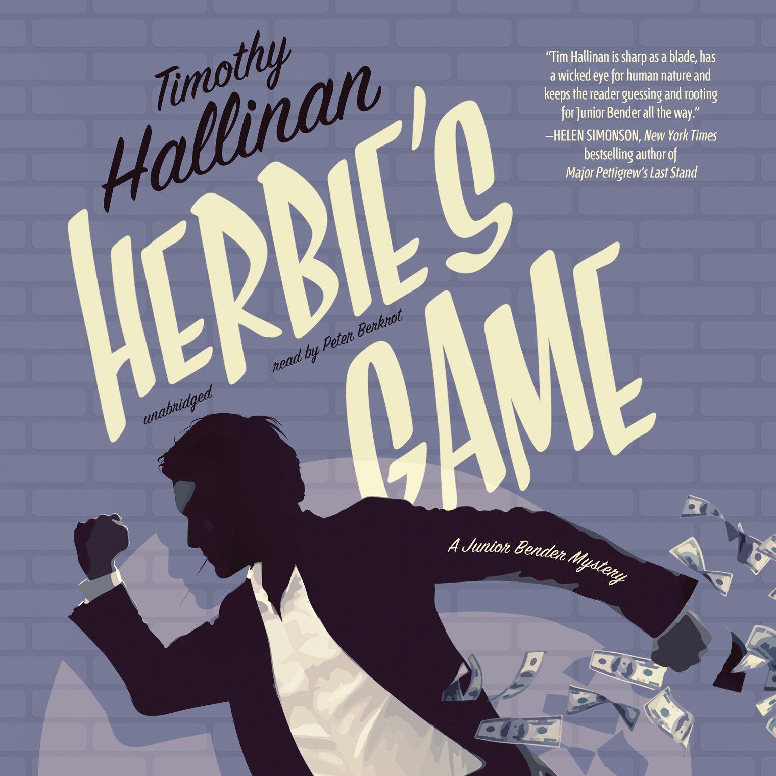 Herbie's Game (Junior Bender Mysteries, Book 4) ebook