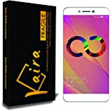 Kaira 0.3mm Pro+ 2.5D Coolpad Cool 1 Curved Edges Premium Tempered Glass Screen Protector