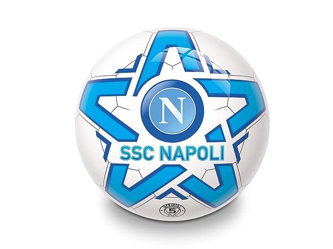 MONDO Pelota Ssc Napoli Diámetro 230 mm Jugando pelota: Amazon.es ...
