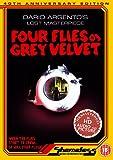 Four Flies On Grey Velvet (Uncut remastered) [DVD]