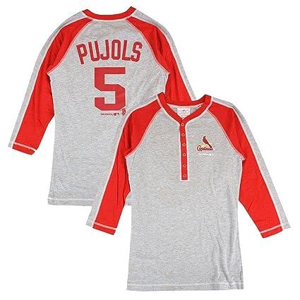 release date: 1ee77 0f71b Amazon.com : Outerstuff Albert Pujols St. Louis Cardinals ...
