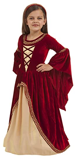000b488cd7 Amazon.com  Big Girls  Alessandra The Crimson Princess Costume  Toys ...