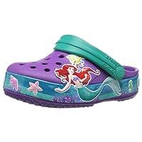 crocs Mädchen Crocband Princess Ariel Clog Kids