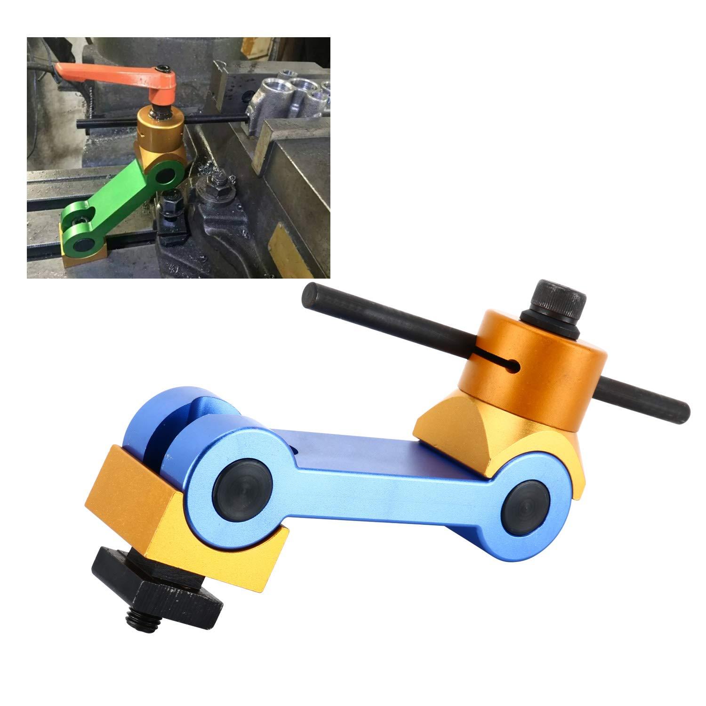 Adjustable Work Stop Locator Vise CNC Mill Machines Diamond Dresser Part Workpiece