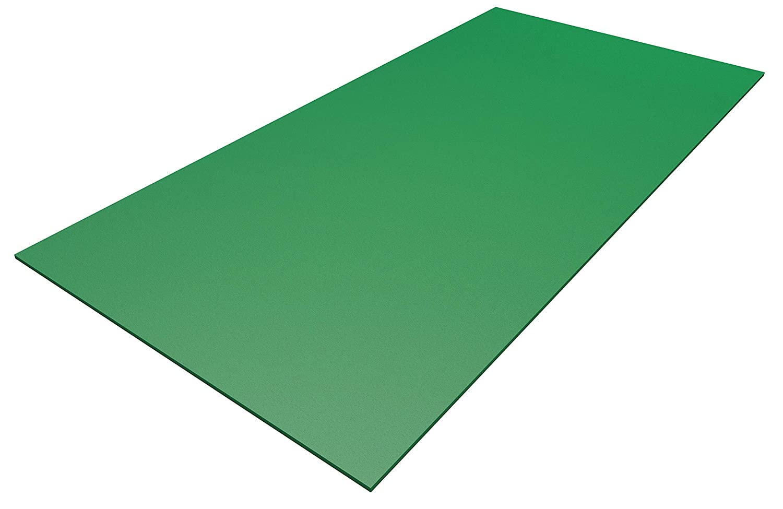 250 x 500 mm, blau PVC Bastelplatten