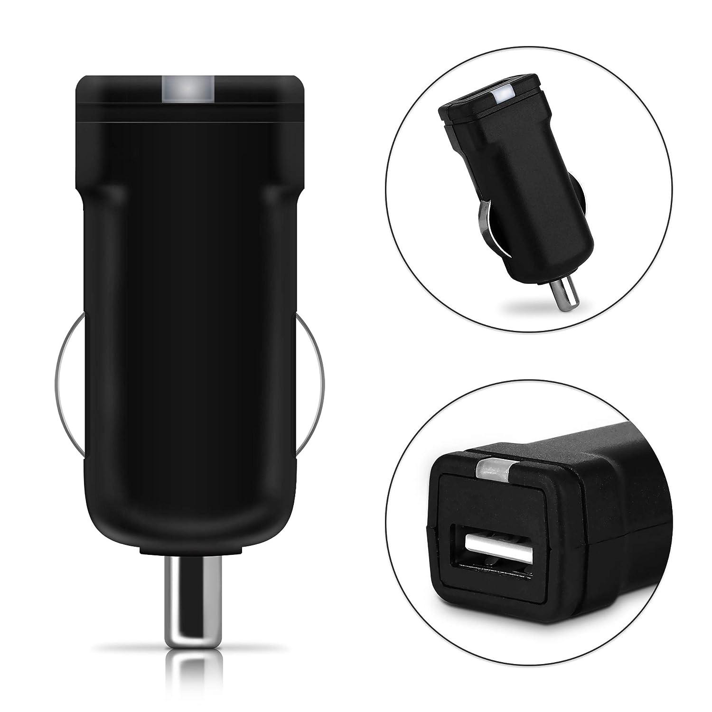 subtel® USB Ladeadapter kompatibel mit JBL Flip 2: