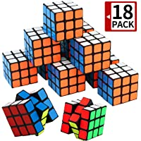 Mini Cube Puzzle Party Toy18 Pack Eco Friendly Material With
