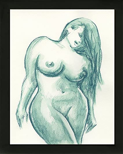 curvy-girl-nude-drawing