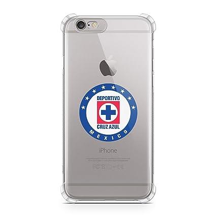 Amazon.com: Liga MX SimplyUV - Carcasa transparente para ...