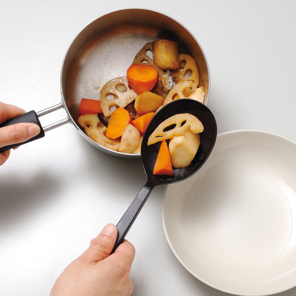 Amazon|シリコーン調理スプーン 長さ約26cm 無印良品|スプーン オンライン通販