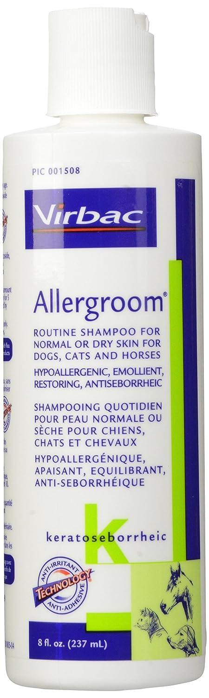 Virbac Allergroom Shampoo 8-Ounce