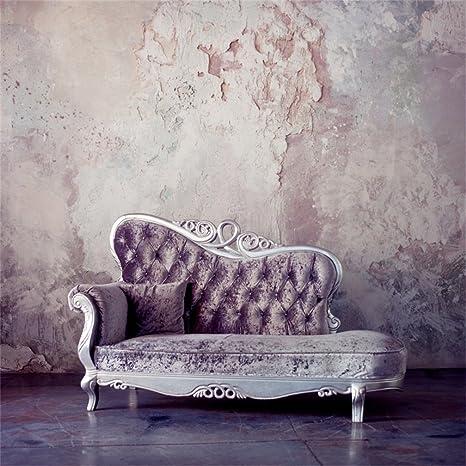. Amazon com   CSFOTO 8x8ft Background for Retro Luxury Baroque Sofa
