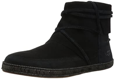 UGG Women's Reid Winter Boot, Black, ...