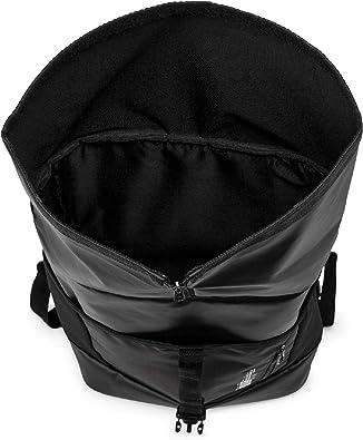 PUMA Energy rolltop Backpack Rucksack, Black, OSFA: Amazon