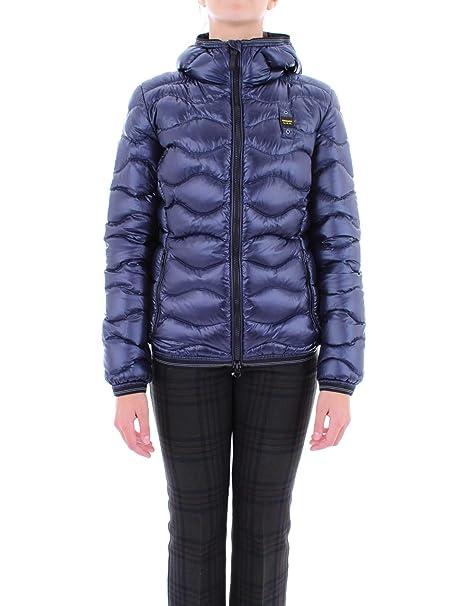 Blauer USA - Chaqueta - para Mujer Azul XL: Amazon.es: Ropa ...
