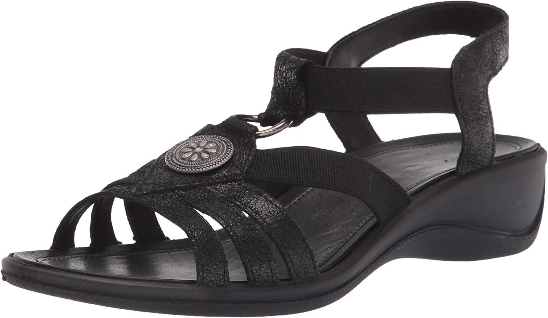 Salamander Louisville-Jefferson County Mall Women's Wedge Sandal Ranking TOP4