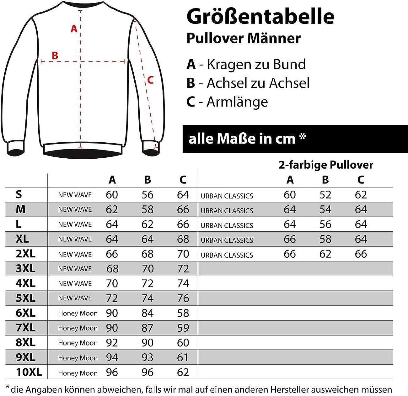 Life Is Pain Männer und Herren Sweatshirt Fuck Your Rulez (mit Rückendruck) Größe S - 5XL Schwarz