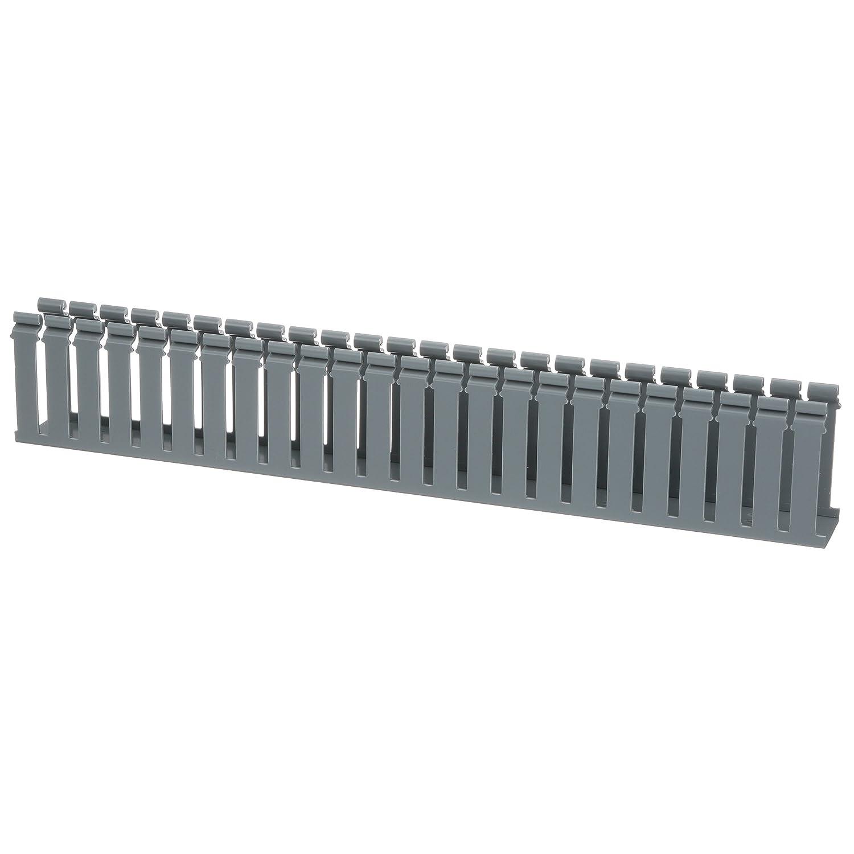 Panduit Kabelkanal H2 X 3lg6 grau für – (55,1 mm Kabel, 1,8 m ...