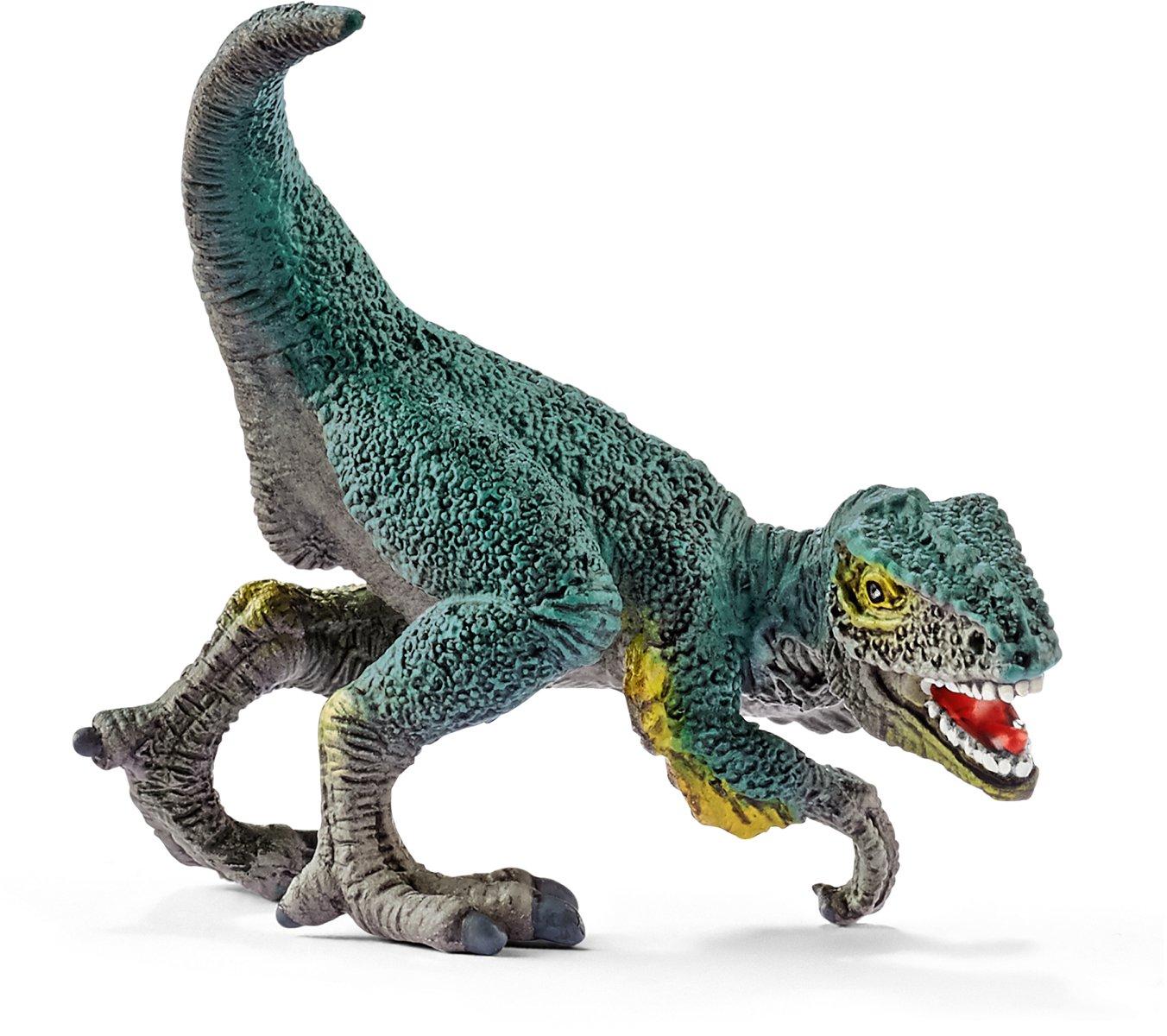 Schleich - Velociraptor, Mini Figura (14598)