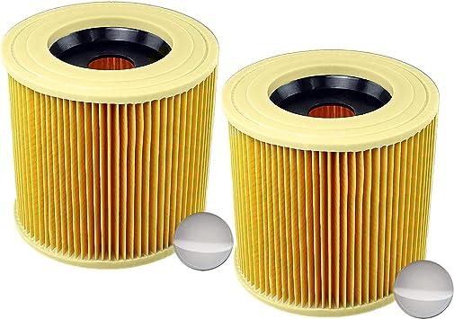 NT 38//1 Classic 2x-Cartouche filtre Pour Karcher NT 20//1 me Classic