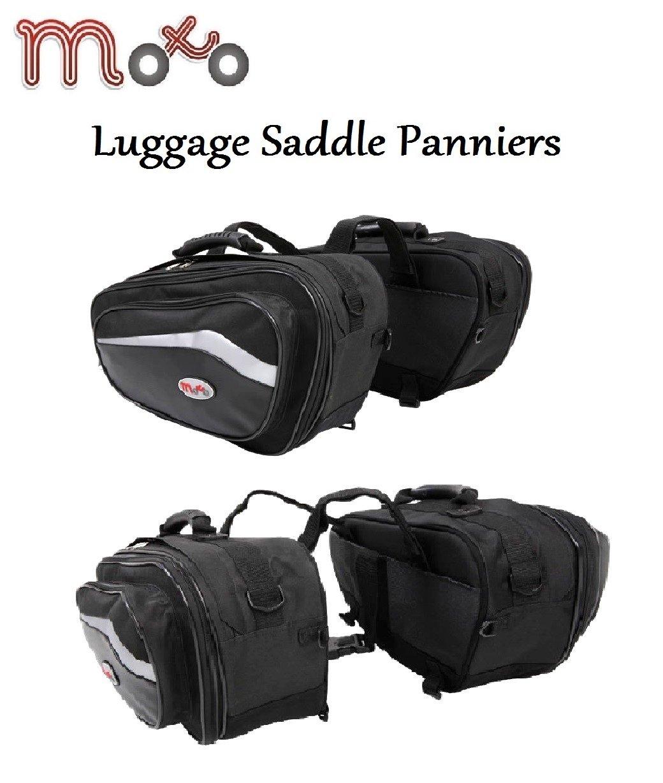 MOTO bagages Sac Valise Voyage pour selle de MOTO avec une capacité de 44 à 60 l MOTOHART