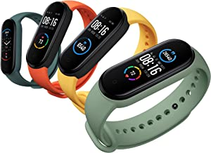 Reloj Inteligente Xiaomi Band 5, Unisex Adulto
