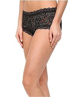 c0d0a5b7820 Hanky Panky Women s Signature Lace Boyshort Panty at Amazon Women s ...