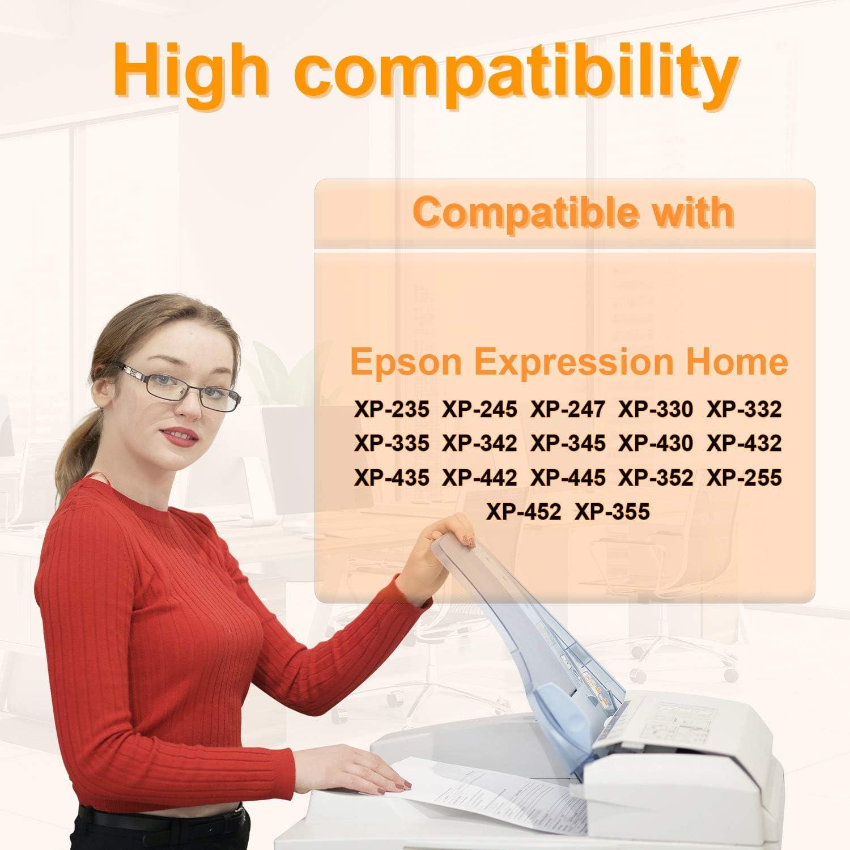 D C 5x Druckerpatronen Kompatibel Für Epson 29 29xl Für Epson Expression Home Xp 435 Xp 440 Xp 442 Xp 445 Xp 452 Xp 455 Xp 235 Xp 245 Xp 247 Xp 255 Xp 257 Xp 330 Xp330 Xp332 Xp335 Bürobedarf Schreibwaren