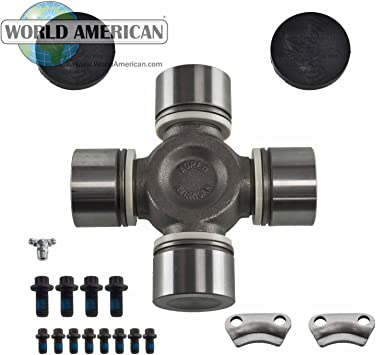 World American WA170XR U-Joint DL-UJ-SPL170-OVER CAP- 6.49
