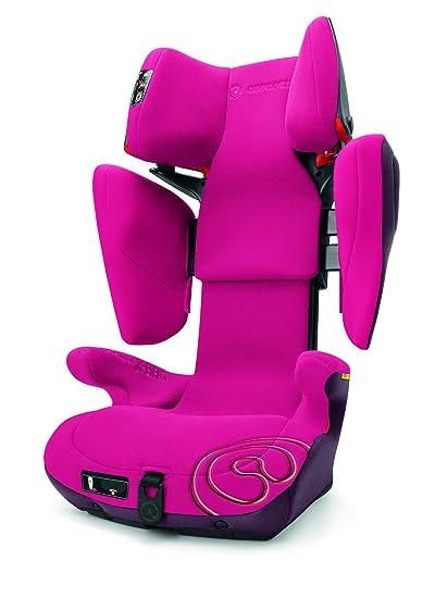 Concord, Silla de coche grupo 2/3 Isofix, rosa